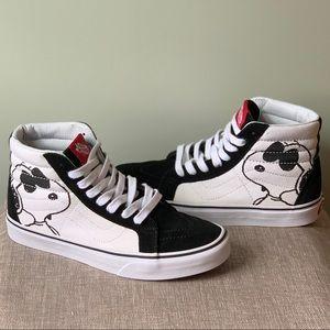 Vans Sk8-Hi Reissue x Peanuts 'Joe Cool'